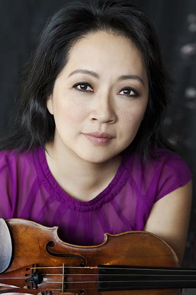 Min-Young Kim, violin