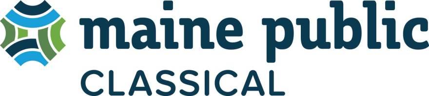Maine Public Classical Music logo